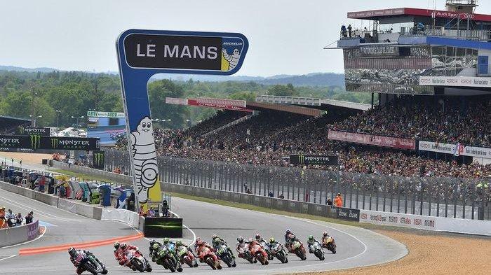 Jadwal Baru MotoGP 2020, Tiga Seri di Luar Eropa Dibatalkan dan Ini Sebagai Gantinya
