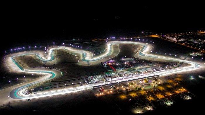 Valentino Rossi 'Melambat' dan Marc Marquez Terjungkal Saat Latihan, Malam Ini LIVE MotoGP Qatar