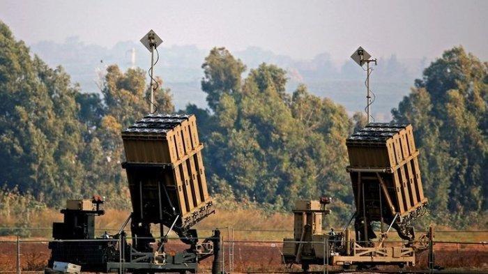 Sistem pertahanan anti-rudal buatan Israel, Iron Dome atau Kubah Besi