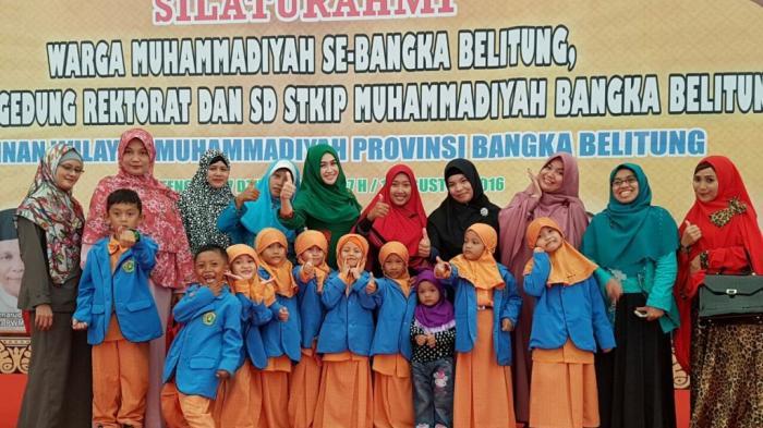 Ketua MR RI Zulfas Beri Apresiasi Konsep SD STKIP Muhammadiyah