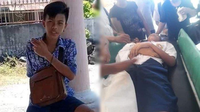 Kronologi Tewasnya Siswa SMP Seusai Dihukum Guru, Korban Jatuh Pingsan di Halaman Sekolah