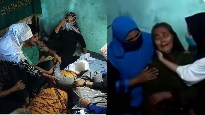 'Ya Allah Tega Kali', Siswi SMK Diperkosa dan Dibunuh Paman, Nenek Pingsan saat Tahu Sosok Pelakunya
