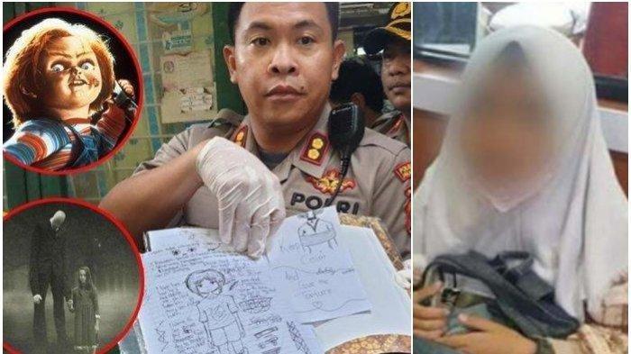 Terbaru Kabar Siswi SMP Pembunuh Bocah 5 Tahun yang Dihamili Paman dan Pacar