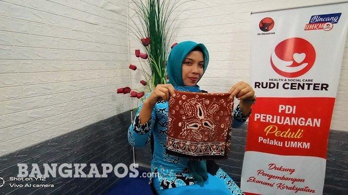 Bincang UMKM Hadirkan Owner Batik Pakis, Yuk Intip Kisahnya