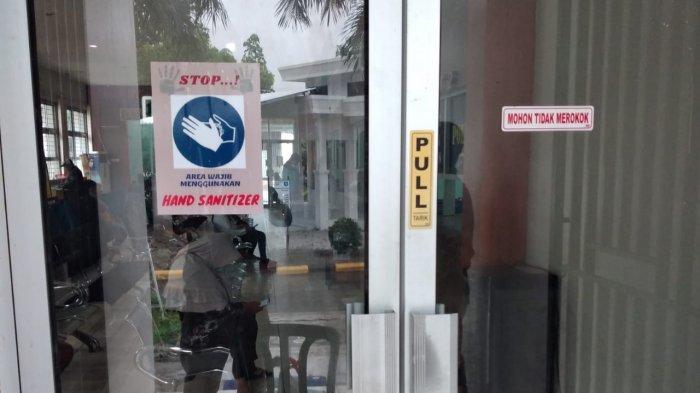 Hadapi Covid-19, Samsat Belitung Tetap Buka Pelayanan Pajak Bermotor, Erwinsyah: Jangan Takut Datang