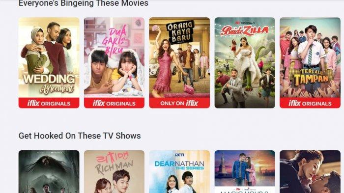 18 Situs Streaming Film sub Indonesia Lengkap dan Film Baru Mirip Lk21, Ganool Indoxxi Tapi Legal!