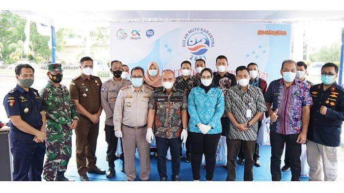 Tujuh Kecamatan Pangkalpinang Dapat 1.200 Paket Ikan Segar, Wali Kota Berterima Kasih - skipm2.jpg