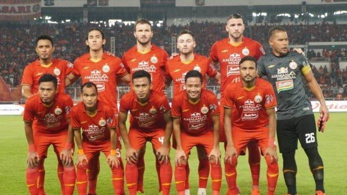 Persija Jakarta Lewati Pekan Kedua Liga 1 2020 Tanpa Pertandingan
