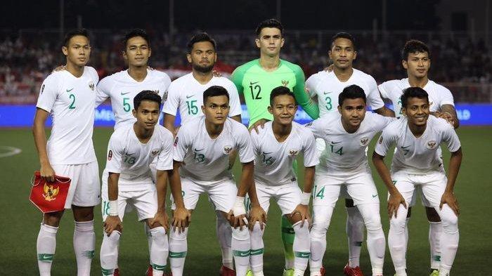 Prediksi Susunan Pemain Timnas Indonesia Vs Vietnam