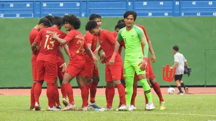 Jadwal Siaran Langsung Timnas U-19 Indonesia Vs Iran Sore Ini