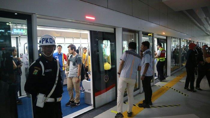 Skytrain Bandara Soeta Resmi Beroperasi Hari Ini, Dapat Pindahkan Seribu Orang per Jam