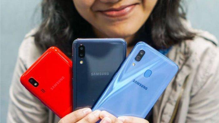 HARGA Terbaru Smartphone Samsung di Indonesia