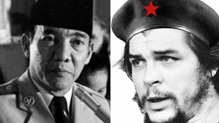 Ketakutan, Penerjemah Soekarno ini Sampai Mau Pingsan Saat Tahu Pertanyaan Che Guevara Soal Cewek