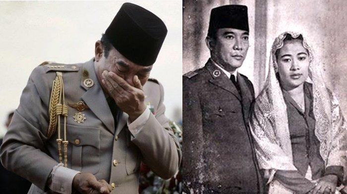 Inilah Kalimat Terakhir Soekarno Sebelum Wafat, Keluarga Ucap Takbir Saat Alat Pernapasan Dicabut