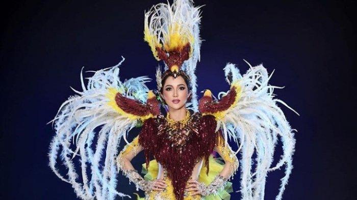 Pesona Sonia Fergina Citra di Babak Preliminary Miss Universe 2018
