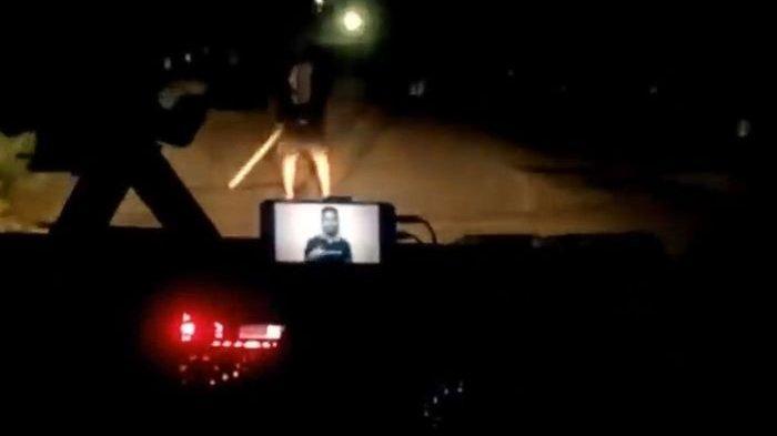 Video, Spontan Sopir Truk Pemberani Gagalkan Aksi Kawanan Begal di Ogan Ilir-Kayuagung