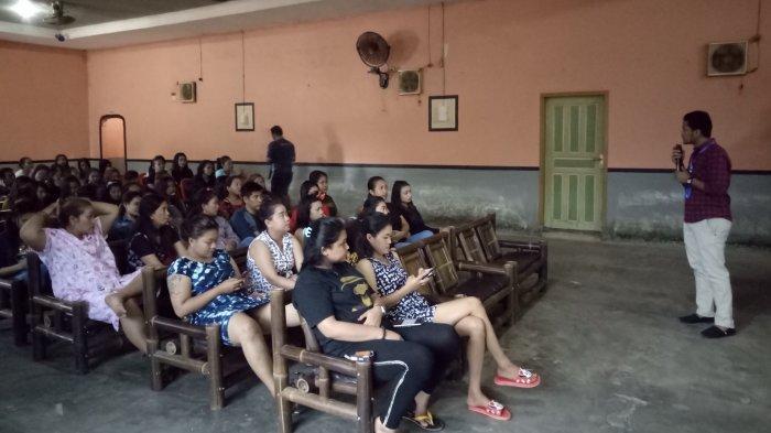 BNN Bangka Datangi Wisma Bobo SG, Ancam Tindak Tegas Pekerja Jika Terlibat Narkoba