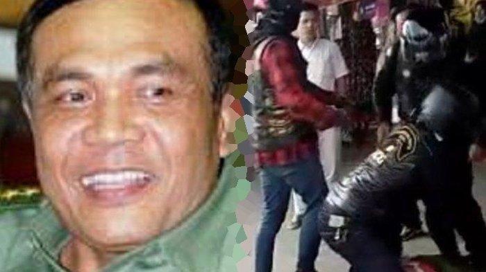 Sosok Letjen (Purn) Djamari Chaniago, Ketua Klub Moge Pengeroyok 2 Angota TNI di Bukittinggi Sumbar