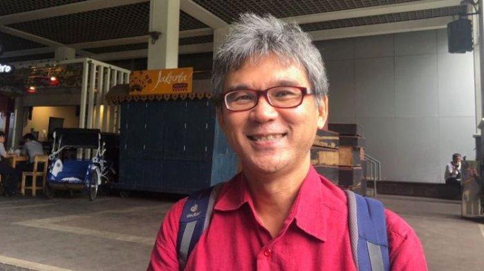 Sosok Marco Kusumawijaya, Pria Kelahiran Pangkalpinang Eks TGUPP yang Soroti Pasir Bangka Belitung