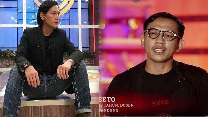 Sosok Seto Peserta MasterChef Indonesia yang Buat Chef Juna Ngamuk Lempar Piring, Ternyata Dosen