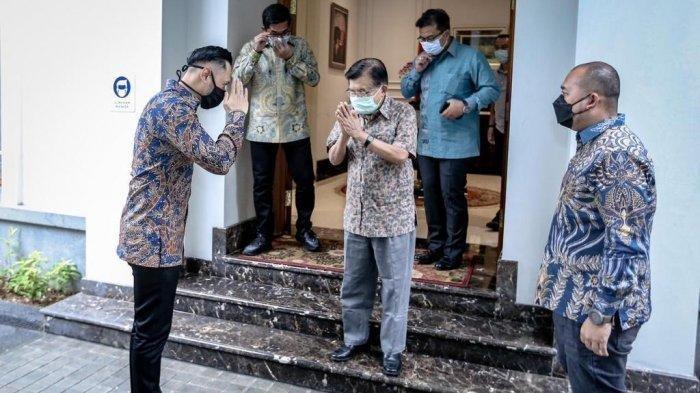 Deretan Tokoh yang Didatangi AHY Pasca KLB, Jusuf Kalla hingga Mahfud MD