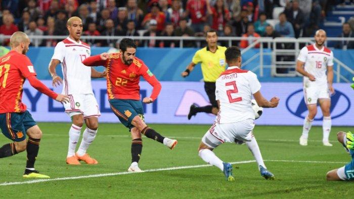 Spanyol Berjumpa Rusia di 16 Besar Piala Dunia 2018