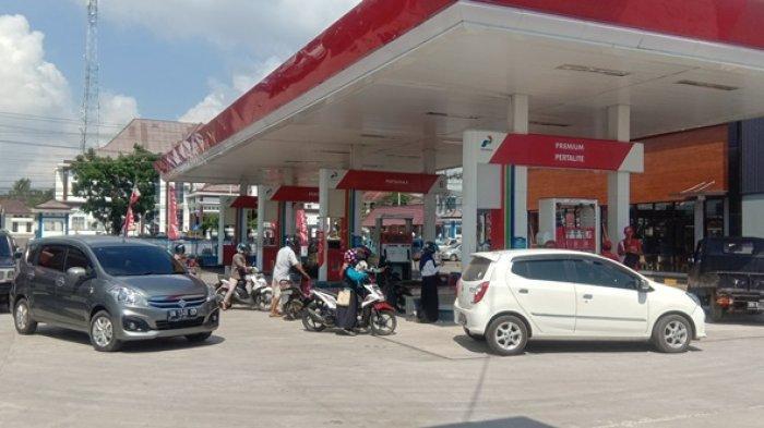 Pertamina Lakukan PLB Tahap Satu di Pangkalpinang, Pertalite Khusus Harga Premium Rp 6.450 Per Liter