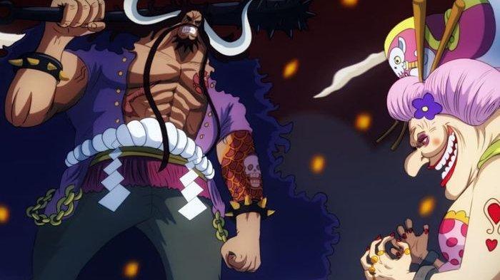 Spoiler One Piece 986 Lengkap, Jadi Kisah Paling Emosional