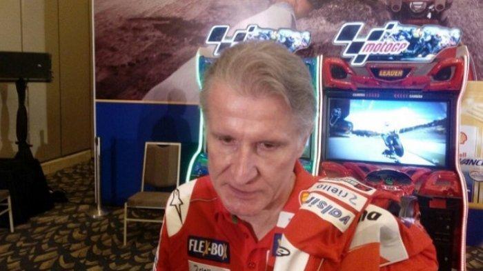 INOVASI Baru Ducati pada Tes Pramusim MotoGP 2020 di Qatar, Ini Bocorannya