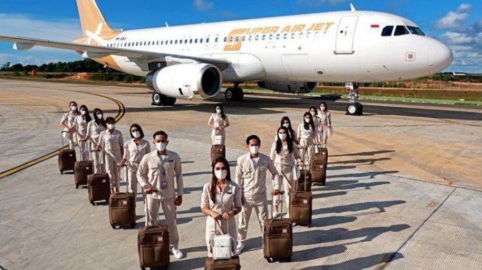 Super Air Jet Bakal Ramaikan Penerbangan Domestik Indonesia, Ini Sosok yang Disebut Dibaliknya