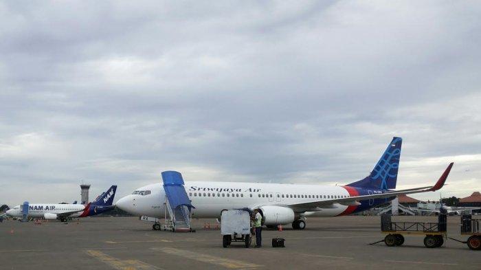 Sriwijaya Air Jakarta - Pontianak SJ182 Hilang Kontak Dibenarkan Kemenhub