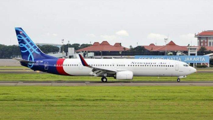 Syarat Naik Pesawat Sriwijaya Air Berikut Daftar Wilayah PPKM Level 2, 3 dan 4 di Jawa-Bali
