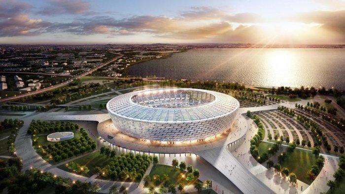 Lokasi Final Liga Eropa antara Chelsea vs Arsenal, 6 Tempat Wisata di Dekat Stadion Olimpiade Baku