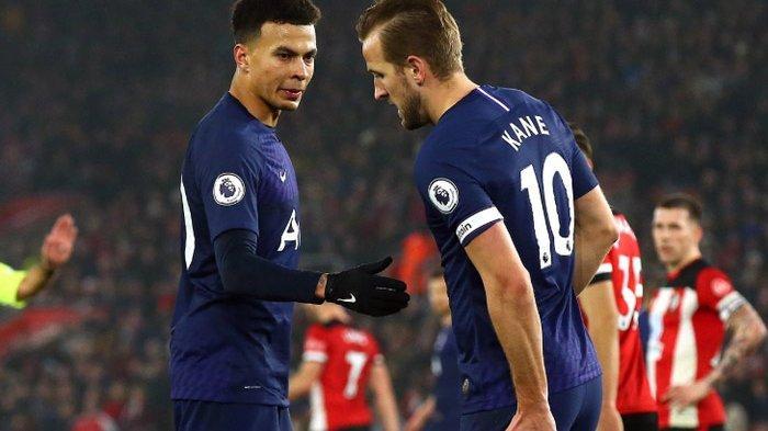 Mourinho Beberkan Cedera Striker Andalan Tottenham Hotspur Harry Kane Sangat Serius