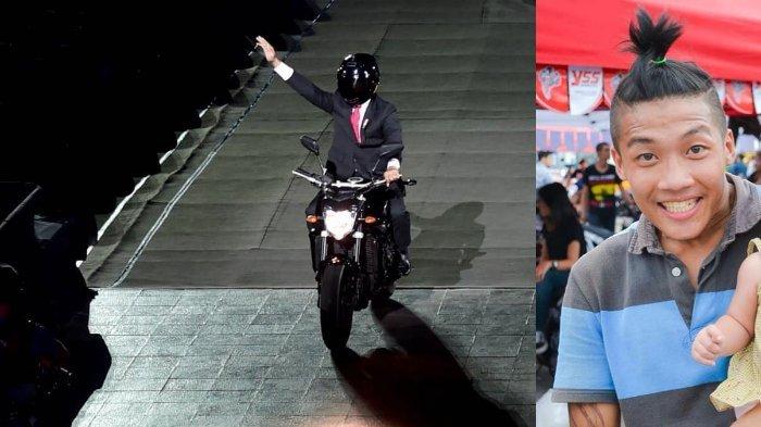 Asian Games 2018 Berakhir, Stuntman Jokowi di Opening Ceremony Buka Suara