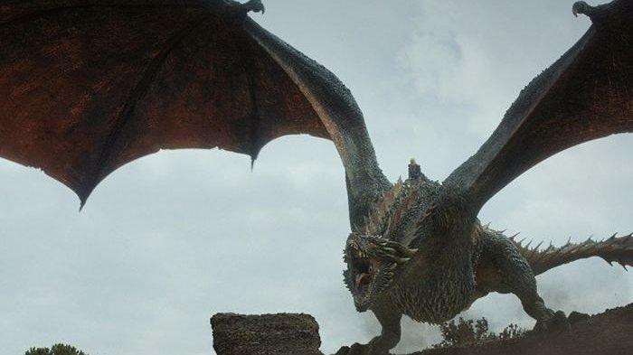 Suara Naga Pada Game of Thrones Ternyata Diambil dari Kura-kura Kawin