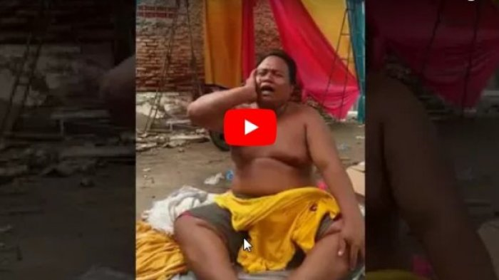 Video Jadi Viral, Suara Tukang Tenda Minta Kopi yang Menggelegar, Ucap 'Basmalah Bikin Merinding'