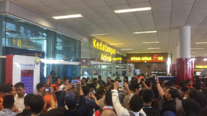 Ingin Pastikan Nasib Adiknya, Kakak Dolar Terbang ke Jakarta