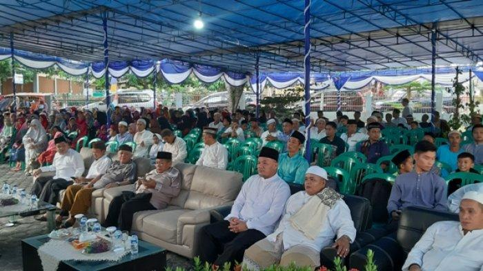 Ketua DPRD Babar Gelar Buka Puasa Bersama Masyarakat