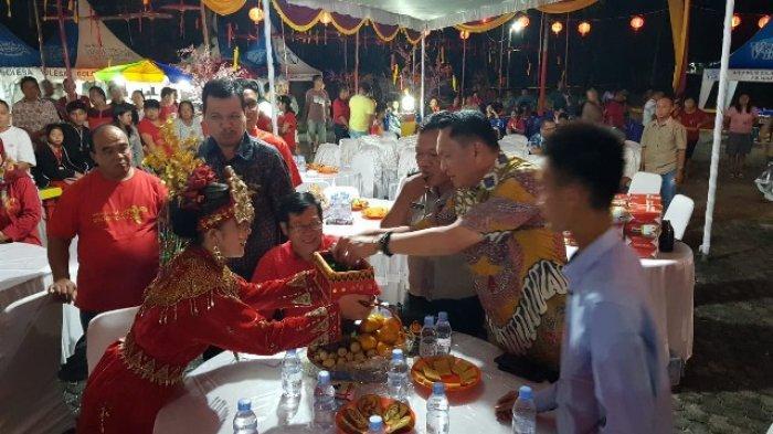 BPJ: Festival Imlek Kembangkan Wisata Bangka Belitung