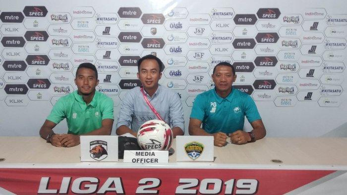 Ini Rahasia Babel united FC Mampu Kalahkan Cilegon united 3-0 di Stadion Depati Amir Pangkalpinang