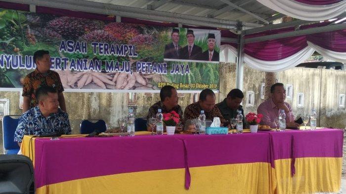 Lomba Asah Terampil Kecamatan Puding Besar, Kemampuan Ilmu Pengetahuan Petani Diuji
