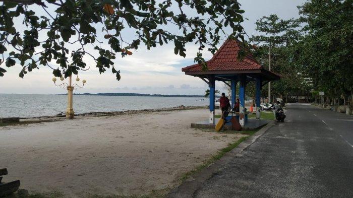 Tanjungpendam, Pantai Legendaris di Tengah Kota, Begini Suasana dan Sejarahnya