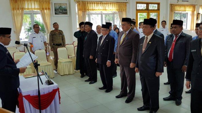 Pelantikan 10 Pejabat Bangka Barat Dipertanyakan, Ketua DPRD: Kita akan Konsul ke Komisi ASN