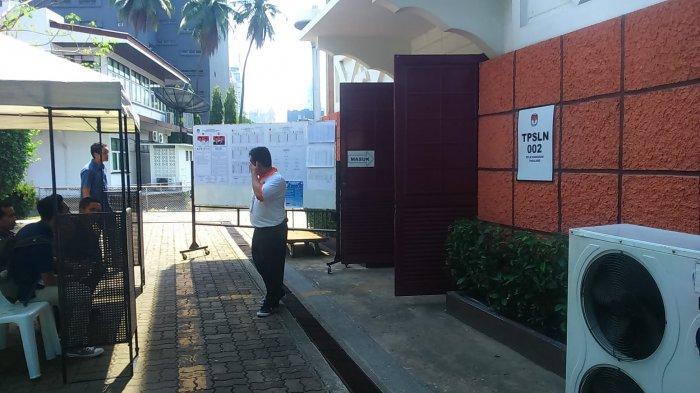 WNI di Thailand Hari Ini Sudah Mencoblos untuk Pemilu 2019, Tersebar di 62 Provinsi