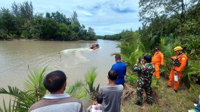 Sofiyan Hanya Dengar Suara 'Awwww' Saat Sudianto Diseret Buaya Sungai Manggar