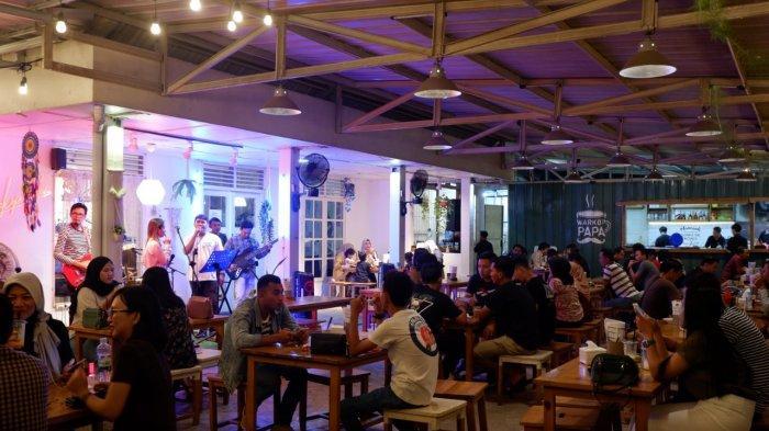 Warkop Papa, Tempat Makan di Pangkalpinang Recommended SaatCari Makanan Khas Bangka