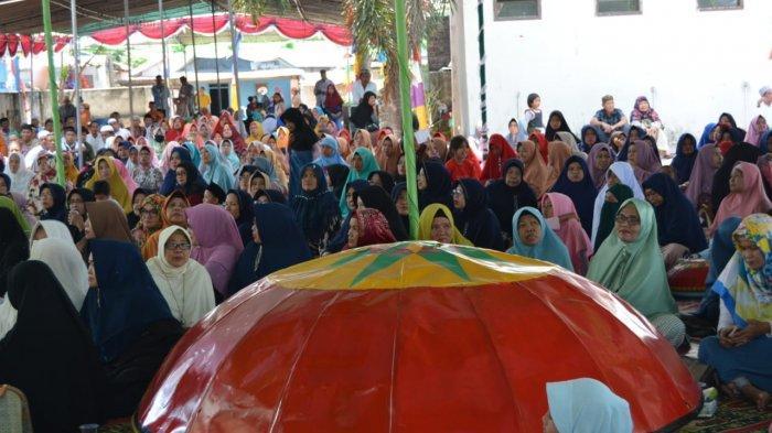 Masyarakat Pangkalarang Tetap Semangat Merayakan 1 Muharram 1441 H