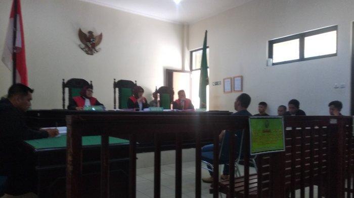 Ambil Sabu Pesanan Anggota Satpol PP Pangkalpinang di Parkiran RS Bhakti Wara, Herian Diciduk Polisi