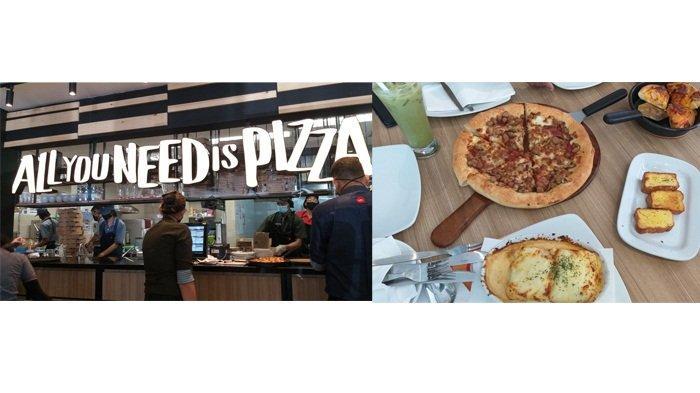 Pizza Hut Pangkalpinang Baru Dibuka, Omzet Sehari Capai Rp100 Juta hingga Ojol Kesal Tunggu Pesanan